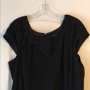 Tahari Arthur S. Levine Dress Black Size 14